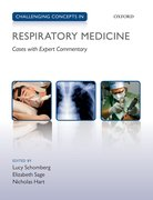 Cover for Challenging Concepts in Respiratory Medicine