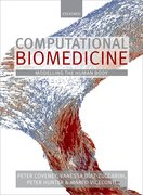 Cover for Computational Biomedicine