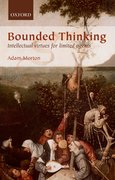 Cover for Bounded Thinking