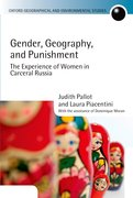 Cover for Gender, Geography, and Punishment