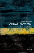 Cover for Crime Fiction: A Very Short Introduction