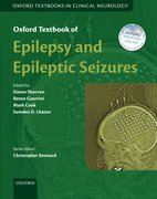 Cover for Oxford Textbook of Epilepsy and Epileptic Seizures