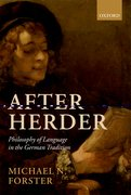 Cover for After Herder