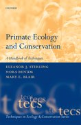Cover for Primate Ecology and Conservation