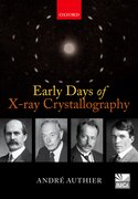 Cover for Early Days of X-ray Crystallography
