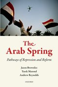 Cover for The Arab Spring