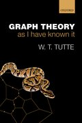Cover for Graph Theory As I Have Known It