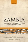 Cover for Zambia
