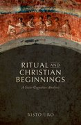 Cover for Ritual and Christian Beginnings