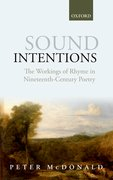 Cover for Sound Intentions