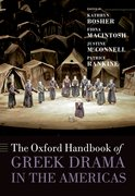 Cover for The Oxford Handbook of Greek Drama in the Americas