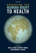 Cover for Advancing the Human Right to Health