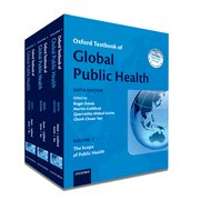 Cover for Oxford Textbook of Global Public Health