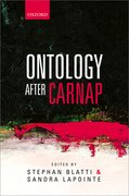 Cover for Ontology after Carnap