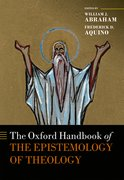 Cover for The Oxford Handbook of the Epistemology of Theology