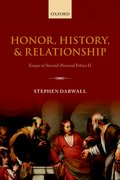 Cover for Honor, History, and Relationship