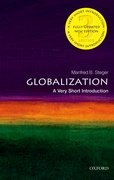 Cover for Globalization: A Very Short Introduction