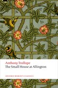 Cover for The Small House at Allington