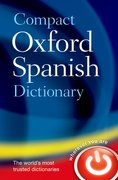Cover for Compact Oxford Spanish Dictionary