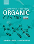 Cover for Solutions Manual to accompany Organic Chemistry