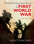 Cover for The Oxford Illustrated History of the First World War