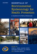 Cover for Essentials of Environmental Epidemiology for Health Protection