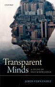 Cover for Transparent Minds