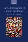 Cover for The Culturalization of Human Rights Law