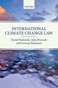 Cover for International Climate Change Law