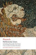 Cover for Hellenistic Lives