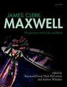 Cover for James Clerk Maxwell