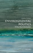 Cover for Environmental Politics: A Very Short Introduction