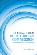 Cover for The Normalization of the European Commission