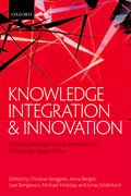 Cover for Knowledge Integration and Innovation