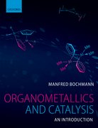 Cover for Organometallics and Catalysis: An Introduction