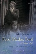 Cover for Ford Madox Ford