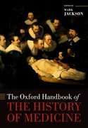 Cover for The Oxford Handbook of the History of Medicine