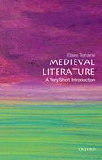 Cover for Medieval Literature: A Very Short Introduction