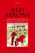 Cover for Red Saxony