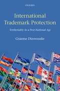 Cover for International Trademark Protection