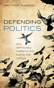 Cover for Defending Politics