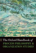 Cover for The Oxford Handbook of Process Philosophy and Organization Studies