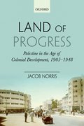 Cover for Land of Progress