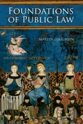 Cover for Foundations of Public Law