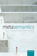 Cover for Metasemantics
