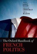 Cover for The Oxford Handbook of French Politics