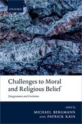 Cover for Challenges to Moral and Religious Belief