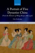 Cover for A Portrait of Five Dynasties China