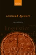 Cover for Concealed Questions
