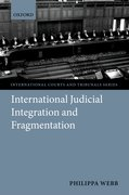 Cover for International Judicial Integration and Fragmentation